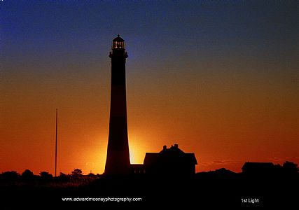 First Light (Fire Island Lighthouse)