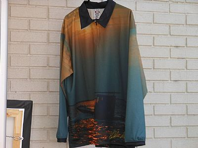 Clam Boat UV Jersey